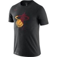 Miami Heat Nike Dri-FIT Men's NBA T-Shirt - Black