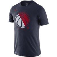 Washington Wizards Nike Dri-FIT NBA-T-Shirt für Herren - Blau
