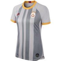 Galatasaray 2019/20 Stadium Third Women's Football Shirt - Grey