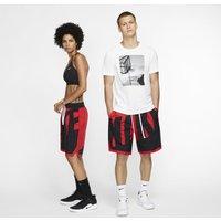 Nike Dri-FIT Throwback Basketball Shorts - Red