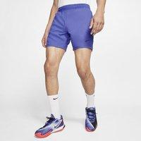 NikeCourt Dri-FIT Rafa Men's Tennis Shorts - Purple