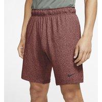 Nike Dri-FIT Men's Yoga Training Shorts - Red