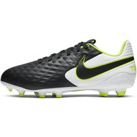 Nike Jr. Tiempo Legend 8 Academy MG Younger/Older Kids' Multi-Ground Football Boot - Black