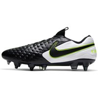 Nike Tiempo Legend 8 Elite SG-PRO Anti-Clog Traction Soft-Ground Football Boot - Black