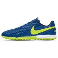 Nike Tiempo Legend 8 Academy TF Artificial-Turf Football Shoe - Blue