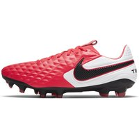 Nike Tiempo Legend 8 Pro FG Firm-Ground Football Boot - Red