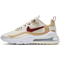 Nike Air Max 270 React Women's Shoe - Gold