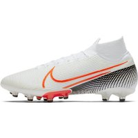 Nike Mercurial Superfly 7 Elite AG-PRO Artificial-Grass Football Boot - White