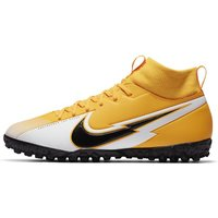 Nike Jr. Mercurial Superfly 7 Academy TF Younger/Older Kids' Artificial-Turf Football Shoe - Orange