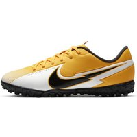 Nike Jr. Mercurial Vapor 13 Academy TF Younger/Older Kids' Artificial-Turf Football Shoe - Orange