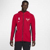Bulls Nike Therma Flex Showtime NBA-Hoodie für Herren - Rot