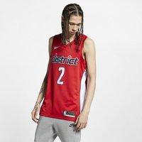 John Wall Earned City Edition Swingman (Washington Wizards) Men's Nike NBA Connected Jersey - Red