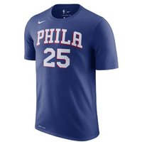 Мужская футболка НБА Ben Simmons Philadelphia 76ers Nike Dri-FIT фото