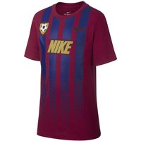 Nike Sportswear Older Kids' T-Shirt - Red