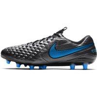 Nike Tiempo Legend 8 Elite AG-PRO Artificial-Grass Football Boot - Black