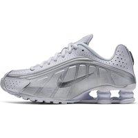 Nike Shox R4 Older Kids' Shoe - White