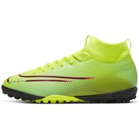 Nike Jr. Mercurial Superfly 7 Academy MDS TF Younger/Older Kids' Artificial-Turf Football Shoe - Yel