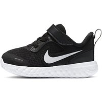 Nike Revolution 5 Baby and Toddler Shoe - Black