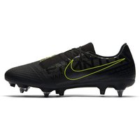 Nike PhantomVNM Academy SG-Pro Anti-Clog Traction Soft-Ground Football Boot - Black