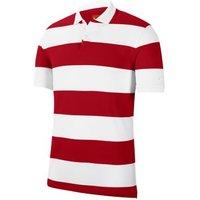 Рубашка-поло унисекс в полоску с плотной посадкой Nike Polo фото