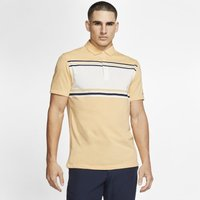 Nike Dri-FIT Player Men's Striped Golf Polo - Yellow