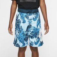Nike Sportswear Older Kids' (Boys') Woven Printed Shorts - Blue