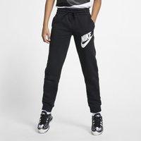 Nike Sportswear Club Fleece Older Kids' (Boys') Trousers - Black