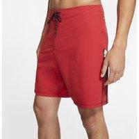 Hurley Phantom JJF 5 Men's 46cm Boardshorts - Red