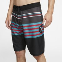 Hurley Outrigger Men's 51cm (approx.) Boardshorts - Black