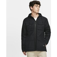 Hurley M65 Storm Cottontm Men's Jacket - Black