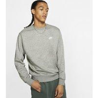 Nike Sportswear Club Men's French Terry Crew - Grey