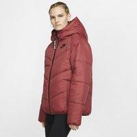 Nike Sportswear Windrunner Womens Hooded Jacket - Red