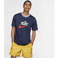 Haut en meshà motifs Nike Sportswear pour Homme - Bleu