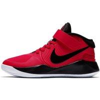 Nike Team Hustle D 9 FlyEase Older Kids' Basketball Shoe - Red