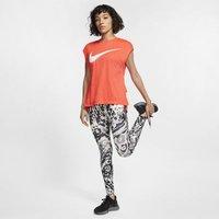 Купить Женские слегка укороченные тайтсы с принтом для бега Nike Fast