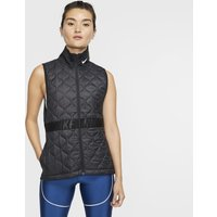 Nike AeroLayer Women's Running Gilet - Black