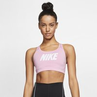 Nike Impact Women's Strappy High-Support Sports Bra - Pink