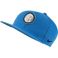 Nike Pro Inter Milan Older Kids' Adjustable Hat - Blue