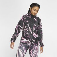 Nike Shield Women's Full-Zip Running Jacket - Pink