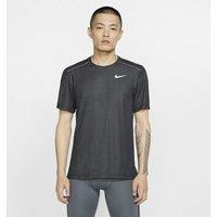 Nike Miler Men's Short-Sleeve Running Top - Black