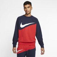 Nike Sportswear Men's Swoosh Crew - Red