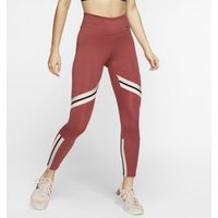 Nike One Icon Clash Women's 7/8 Leggings - Red