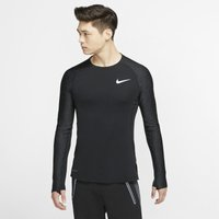 Nike Pro Men's Long-Sleeve Training Top - Black