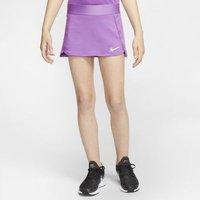 Теннисная юбка для девочек школьного возраста NikeCourt фото