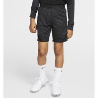 Nike Dri-FIT Strike Older Kids' Football Shorts - Black