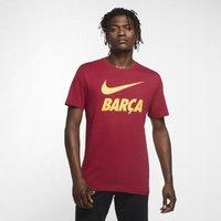 Мужская игровая футболка FC Barcelona фото