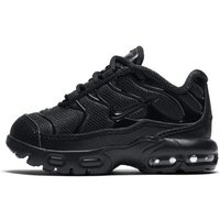 Nike Air Max Plus Baby and Toddler Shoe - Black