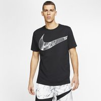 Nike Dri-FIT Men's Basketball T-Shirt - Black