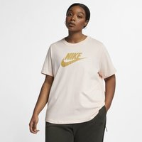 Nike Plus Size - Sportswear Essential Women's T-Shirt - Pink