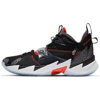 Jordan' Why Not?' Zer0.3 Basketball Shoe - Black
